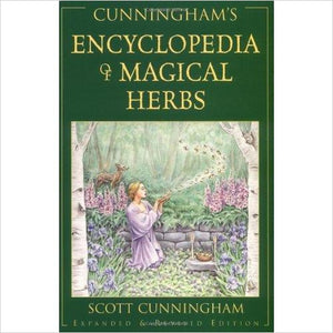 Cunningham's Encyclopedia of Magical Herbs - Find special books, flip books, pop up books, mysterious books, unique map books, unusual creative books at Gifteee unique books for kids and adults