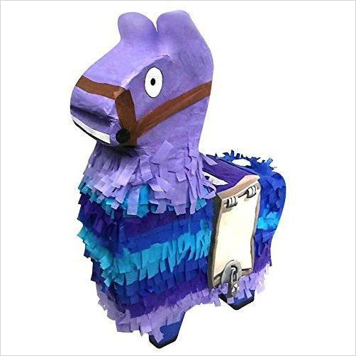 Secret Llama Pinata - Find Fortnite Battle Royale and Fortnite Chapter 2 Gifts for Fortnite Fans, and Epic games official gifts at Gifteee Unique Gifts, Cool gifts for kids and gamers