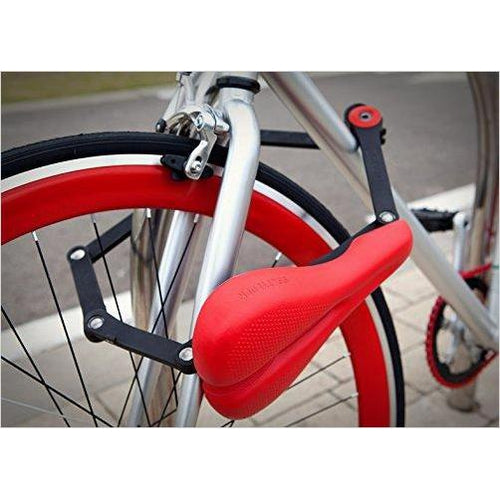 Anti-Theft Bicycle Hybrid Saddle Lock-Sports - www.Gifteee.com - Cool Gifts \ Unique Gifts - The Best Gifts for Men, Women and Kids of All Ages