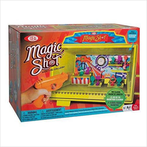 Magic Shot Magnetic Shooting Gallery - Gifteee. Find cool & unique gifts for men, women and kids