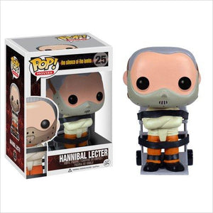 Funko POP Movies: Hannibal Vinyl Figure-Toy - www.Gifteee.com - Cool Gifts \ Unique Gifts - The Best Gifts for Men, Women and Kids of All Ages