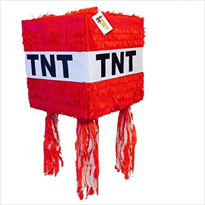 TNT Pinata-Beauty - www.Gifteee.com - Cool Gifts \ Unique Gifts - The Best Gifts for Men, Women and Kids of All Ages