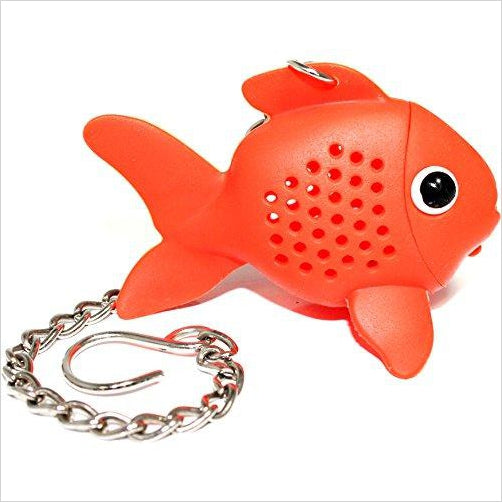 Fish Tea Infuser - Gifteee. Find cool & unique gifts for men, women and kids
