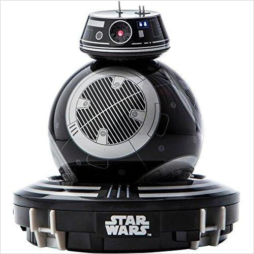 BB-9E App-Enabled Droid with Trainer - Find the newest innovations, cool gadgets to use at home, at the office or when traveling. amazing tech gadgets and cool geek gadgets at Gifteee Cool gifts, Unique Tech Gadgets and innovations