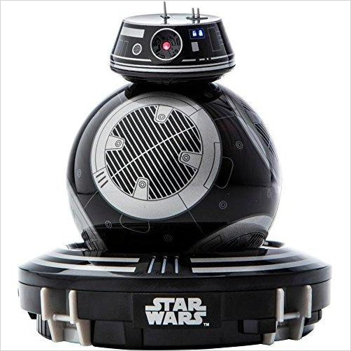 BB-9E App-Enabled Droid with Trainer - Gifteee. Find cool & unique gifts for men, women and kids
