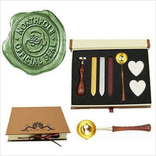Load image into Gallery viewer, Wax Seal Stamp Set - Gifteee. Find cool & unique gifts for men, women and kids