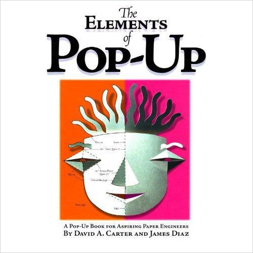 The Elements of Pop-Up Books - Gifteee. Find cool & unique gifts for men, women and kids