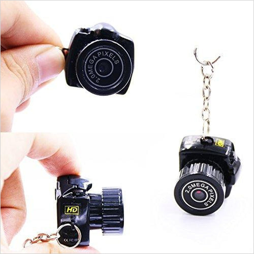 Smallest 480P HD Webcam-webcam - www.Gifteee.com - Cool Gifts \ Unique Gifts - The Best Gifts for Men, Women and Kids of All Ages
