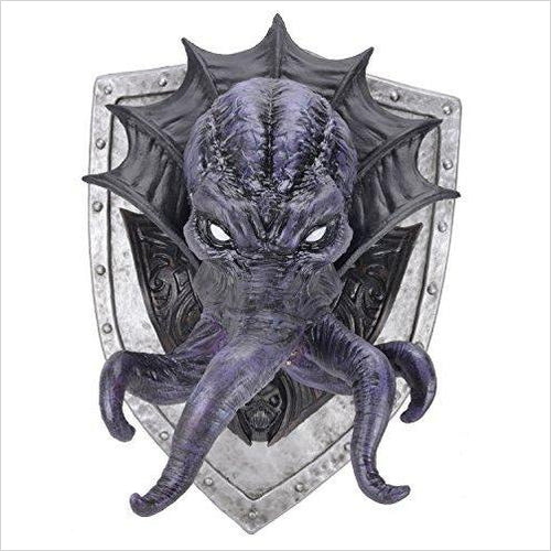 Mind Flayer Trophy Plaque - Gifteee. Find cool & unique gifts for men, women and kids