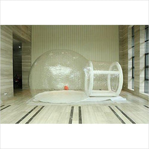 Inflatable Transparent Bubble Tent-Sports - www.Gifteee.com - Cool Gifts \ Unique Gifts - The Best Gifts for Men, Women and Kids of All Ages