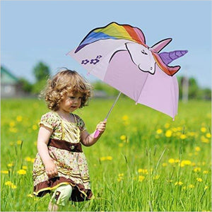 Unicorn Pop up Umbrella - Gifteee - Unique Gift Ideas for Adults & Kids of all ages. The Best Birthday Gifts & Christmas Gifts.