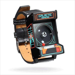 Classic Arcade Wristwatch-Watch - www.Gifteee.com - Cool Gifts \ Unique Gifts - The Best Gifts for Men, Women and Kids of All Ages