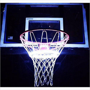 Basketball Lighting System Multi-Colored with Wireless Remote-Sports - www.Gifteee.com - Cool Gifts \ Unique Gifts - The Best Gifts for Men, Women and Kids of All Ages