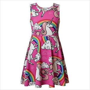 Unicorn Rainbow Dress - Find Unicorn gifts for girls and unicorn gifts for women, magical unicorn gifts ideas - jewelry, clothing, accessories and games at Gifteee Unique Gifts, Cool gifts for unicorn lovers