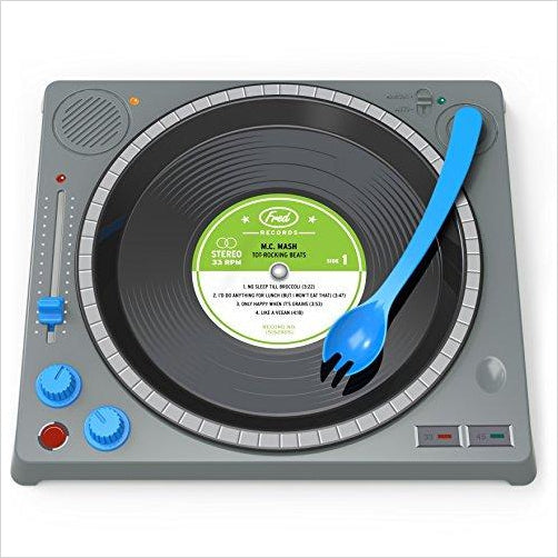 DJ Dining Set-Kitchen - www.Gifteee.com - Cool Gifts \ Unique Gifts - The Best Gifts for Men, Women and Kids of All Ages