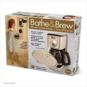 "Prank Pack ""Bathe & Brew""-Toy - www.Gifteee.com - Cool Gifts \ Unique Gifts - The Best Gifts for Men, Women and Kids of All Ages"