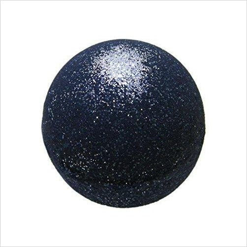 Black Bath Bomb with Silver Glitter - Find unique love and romance gifts, special gifts for Valentine's day, beautiful gifts for your girl friend to spread love into the air at Gifteee Cool gifts, Unique Gifts for Valentine's day