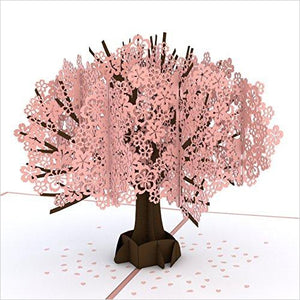 Lovepop Cherry Blossom Pop Up Card-Office Product - www.Gifteee.com - Cool Gifts \ Unique Gifts - The Best Gifts for Men, Women and Kids of All Ages