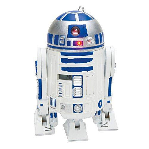 Star Wars R2-D2 Projection Alarm Clock - Gifteee. Find cool & unique gifts for men, women and kids