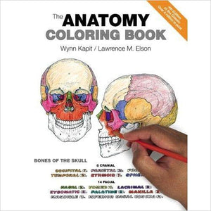 The Anatomy Coloring Book - Gifteee - Best Gift Ideas for Parents and Kids