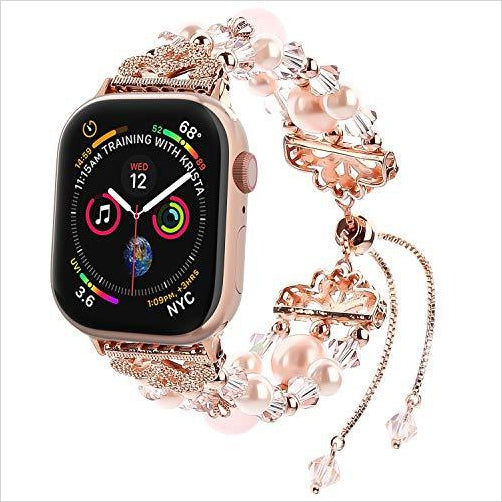 Fohuas Compatible for Apple Watch Band - Find unique love and romance gifts, special gifts for Valentine's day, beautiful gifts for your girl friend to spread love into the air at Gifteee Cool gifts, Unique Gifts for Valentine's day