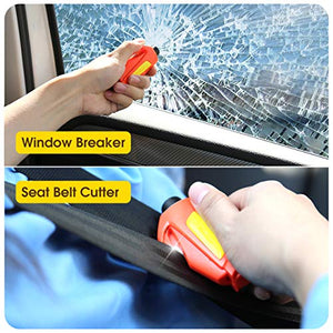 Window Breaker Seatbelt Cutter - Gifteee. Find cool & unique gifts for men, women and kids