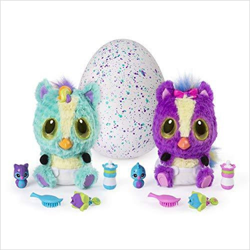 Hatchimals New Hatchibabies! - Find special gifts for girls and tweens age 5-11 year old, gifts for your daughter, gifts for your kids birthday or Christmas, gifts for a young princess, gifts for you children classmates and friends at Gifteee Unique Gifts, Cool gifts for girls