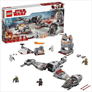 LEGO Star Wars Defense of Crait 75202-Toy - www.Gifteee.com - Cool Gifts \ Unique Gifts - The Best Gifts for Men, Women and Kids of All Ages