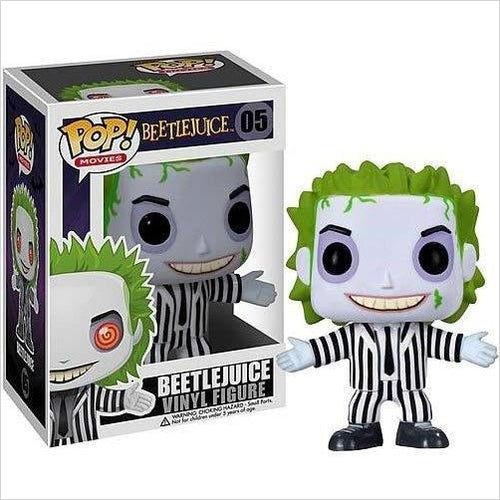 Funko Beetlejuice Pop Movies - Gifteee. Find cool & unique gifts for men, women and kids