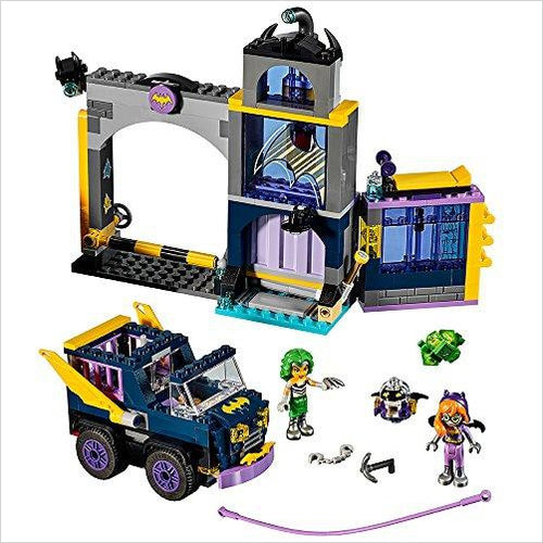 LEGO DC Superhero Girls Batgirl Secret Bunker-Toy - www.Gifteee.com - Cool Gifts \ Unique Gifts - The Best Gifts for Men, Women and Kids of All Ages