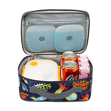 Load image into Gallery viewer, Kids Soft Lunch box - Find unique gifts that will get you kids eating well and eating healthy with unique foodie gifts for kids dinner and the kitchen at Gifteee Cool gifts, Unique Gifts that will make kids enjoy eating
