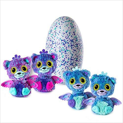 Hatchimals Twins! - Find unique gifts for a newborn baby and cool gifts for toddlers ages 0-4 year old, gifts for your kids birthday or Christmas, special baby shower gifts and age reveal gifts at Gifteee Unique Gifts, Cool gifts for babies and toddlers