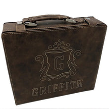 Load image into Gallery viewer, Personalized Poker Set Case - Gifteee. Find cool & unique gifts for men, women and kids