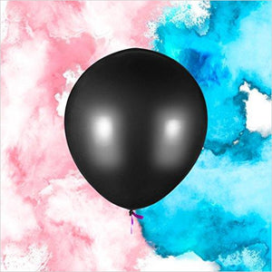 Gender Reveal Powder Balloon for Baby Shower - Find the most unique and unusual gifts. Weird gifts ideas that you never saw before. unusual gadgets, unique products that simply very odd at Gifteee Odd gifts, Unusual Gift ideas