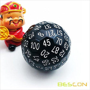 Dice - 100 Sides-Toy - www.Gifteee.com - Cool Gifts \ Unique Gifts - The Best Gifts for Men, Women and Kids of All Ages