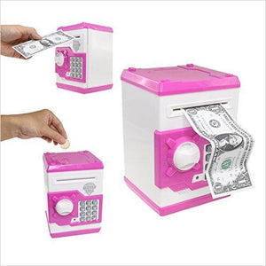 Electronic Money Bank-Toy - www.Gifteee.com - Cool Gifts \ Unique Gifts - The Best Gifts for Men, Women and Kids of All Ages