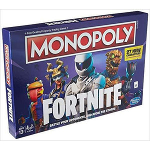Monopoly: New Fortnite Edition - 27 new characters-Toy - www.Gifteee.com - Cool Gifts \ Unique Gifts - The Best Gifts for Men, Women and Kids of All Ages