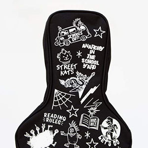 Guitar Case Backpack - Find unique for sound lovers, for music fans, for musicians, composers and everybody that love unique sound related gifts at Gifteee Cool gifts, Unique Gifts for sound and music