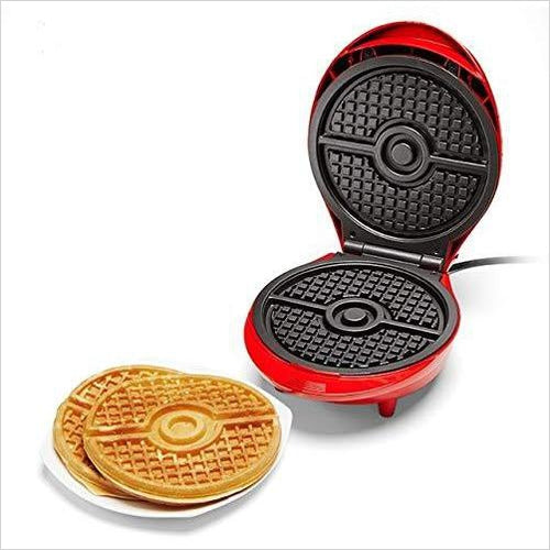 Star Wars Death Star Waffle Maker - Find unique gifts that will get you kids eating well and eating healthy with unique foodie gifts for kids dinner and the kitchen at Gifteee Cool gifts, Unique Gifts that will make kids enjoy eating
