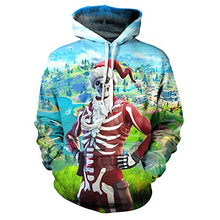 Load image into Gallery viewer, Fortnite Christmas Sweatshirt