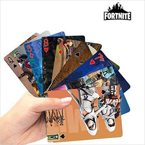 Tin Card Game - Fortnite Edition - Find Fortnite Battle Royale and Fortnite Chapter 2 Gifts for Fortnite Fans, and Epic games official gifts at Gifteee Unique Gifts, Cool gifts for kids and gamers