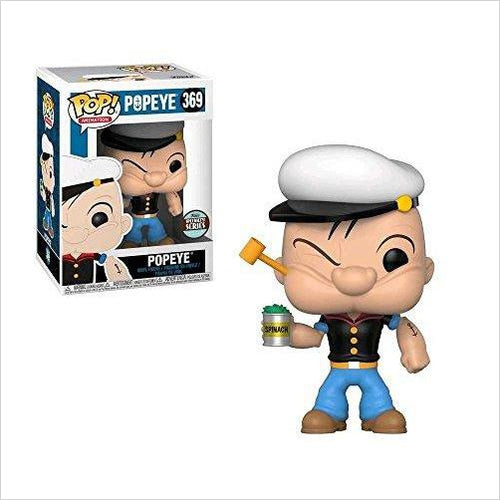 Funko Pop Popeye Vinyl Action Figure Specialty Series Exclusive-Toy - www.Gifteee.com - Cool Gifts \ Unique Gifts - The Best Gifts for Men, Women and Kids of All Ages