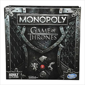 Monopoly Game of Thrones Board Game for Adults-Toy - www.Gifteee.com - Cool Gifts \ Unique Gifts - The Best Gifts for Men, Women and Kids of All Ages