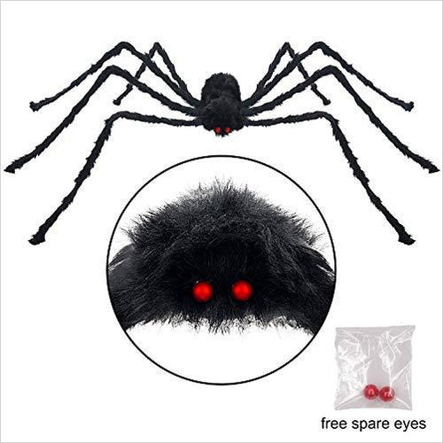 Giant Spider-Toy - www.Gifteee.com - Cool Gifts \ Unique Gifts - The Best Gifts for Men, Women and Kids of All Ages