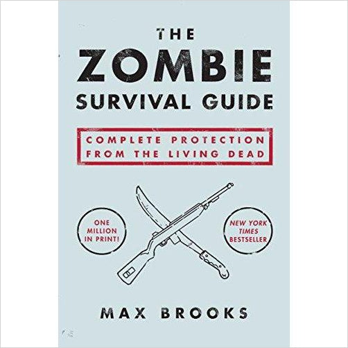 The Zombie Survival Guide: Complete Protection from the Living Dead-Book - www.Gifteee.com - Cool Gifts \ Unique Gifts - The Best Gifts for Men, Women and Kids of All Ages