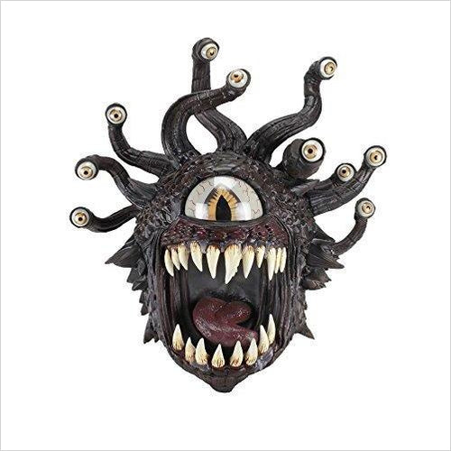 Beholder Trophy Figure - Gifteee. Find cool & unique gifts for men, women and kids