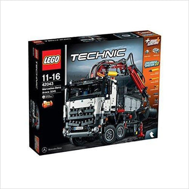 Lego Technic Mercedes Benz Arocs 3245 Truck-lego technic - www.Gifteee.com - Cool Gifts \ Unique Gifts - The Best Gifts for Men, Women and Kids of All Ages