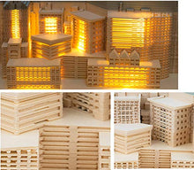 Load image into Gallery viewer, Creative DIY Post Notes Art - Lighted Building