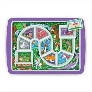 Dinner Tray, Enchanted Forest - Find unique gifts that will get you kids eating well and eating healthy with unique foodie gifts for kids dinner and the kitchen at Gifteee Cool gifts, Unique Gifts that will make kids enjoy eating