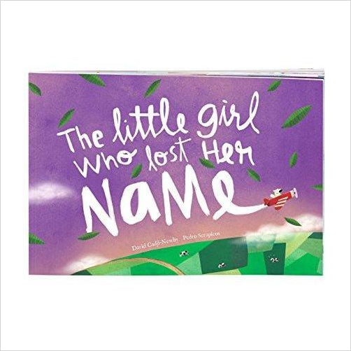 The Little Girl Who Lost Her Name: Personalized Children's Book - Find unique gifts for a newborn baby and cool gifts for toddlers ages 0-4 year old, gifts for your kids birthday or Christmas, special baby shower gifts and age reveal gifts at Gifteee Unique Gifts, Cool gifts for babies and toddlers